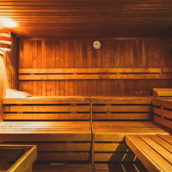 aqualux Sauna