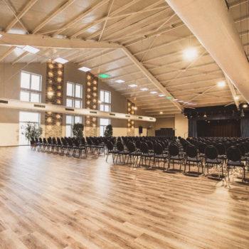 aqualux Wellness und Tagungshotel Bad Salzschlirf Eventhalle 3
