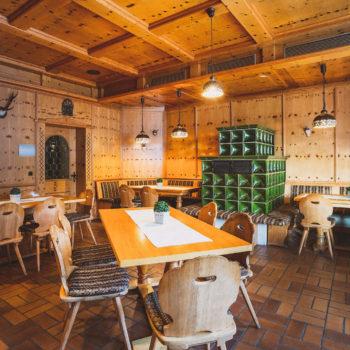 aqualux Wellness und Tagungshotel Bad Salzschlirf Restaurant Raum Wild