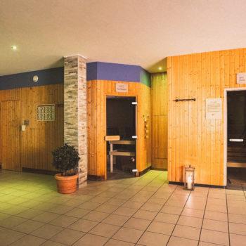 aqualux Wellness und Tagungshotel Bad Salzschlirf Saunen