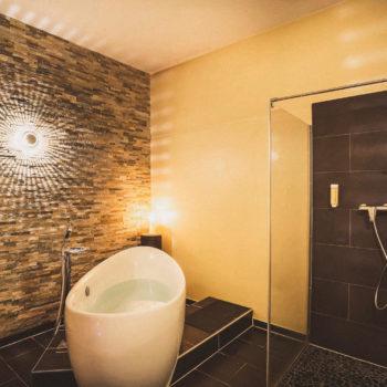 aqualux Wellness und Tagungshotel Bad Salzschlirf Wellness Verwöhnbad