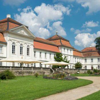 Schloss Fasanerie Südfassade Fulda